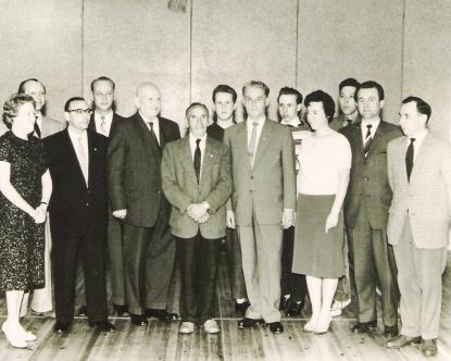 Vorstand 1960